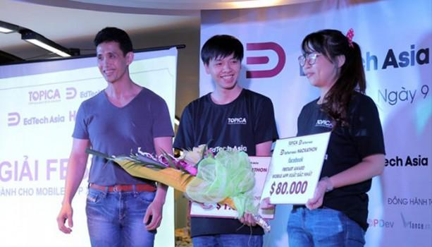 Đôi Bạn Người Việt Đạt Giải Thưởng 80.000 USD Của Facebook