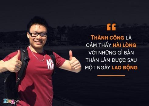 Chàng Trai Quảng Nam Được Học Thẳng Lên Tiến Sĩ