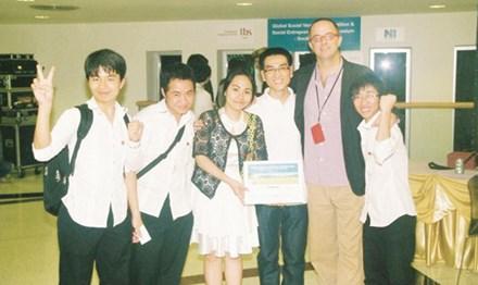 Kết nối sinh viên Việt ra thế giới