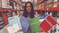 Hôm 31/3, nữ sinh năm cuối trung học Brittany Stinson biết tin mình được chấp nhận bởi 5 trường đại học trong khối Ivy League, gồm có: Yale, Columbia, Pennsylvania,...
