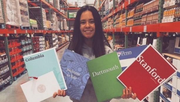 Bài Luận Tuyệt Vời Giúp Nữ Sinh Đỗ 5 Trường Ivy League