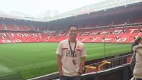 Vũ Huỳnh Giang không chỉ một lần đặt chân đến lãnh địa của đội bóng lẫy lừng Manchester United mà còn được làm việc chính thức ngay tại sân nhà...