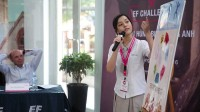 Nguyễn Lâm Thảo Tâm là gương mặt đại diện Việt Nam tham dự Diễn đàn lãnh đạo trẻ thế giới tại Brazil. Với khả năng nói tiếng Anh tốt, Nguyễn...