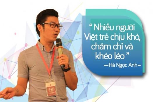 Người trẻ giúp người trẻ vươn mình ra thế giới