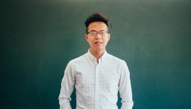 """Trần Quốc Anh: Chuyện Đam Mê Của Thầy Giáo Trẻ """"Có Vấn Đề"""" Này Sẽ Khiến Bạn Không Bao Giờ Muốn Bỏ Cuộc"""