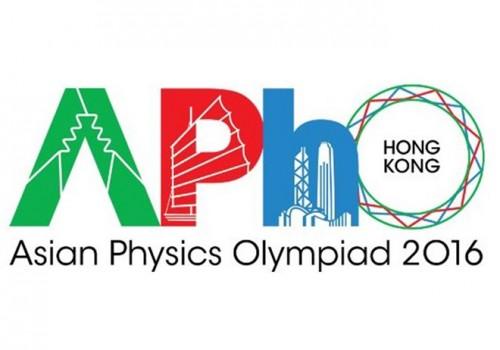 8 học sinh Việt Nam dự thi Olympic Vật lý châu Á đoạt giải
