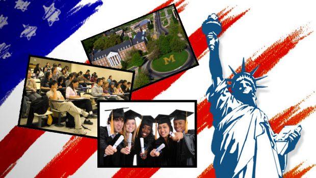 Chỗ ở của sinh viên tại Mỹ