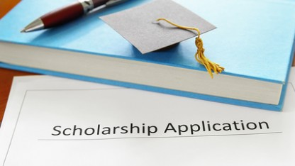 school scholarship application form  and education items