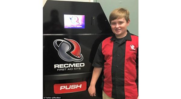 Cậu bé 14 tuổi này vừa từ chối lời đề nghị trị giá 30 triệu USD mua lại startup của mình