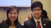 """Vượt qua nhiều """"cửa ải"""", chàng trai Việt Nguyễn Hoàng Khánh (23 tuổi) đã nhận được học bổng hỗ trợ tài chính 80% cho chương trình Juris Doctor (Tạm dịch:..."""