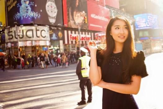Nữ du học sinh Việt tại Mỹ có chiều cao ấn tượng, đam mê từ thiện