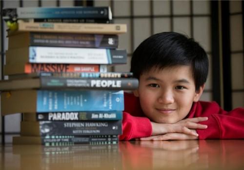 Thần đồng 15 tuổi được kỳ vọng thay đổi thế giới