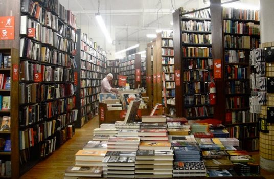 Ghé thăm hiệu sách cổ 80 năm tuổi ở New York
