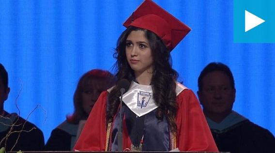 Nữ sinh nhận học bổng Yale thú nhận sự thật trong phát biểu tốt nghiệp