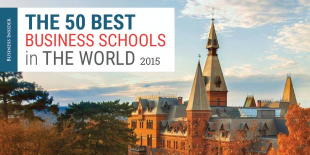 50 trường đào tạo kinh doanh tốt nhất thế giới