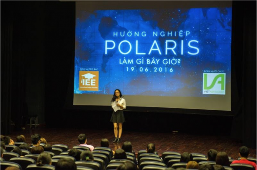 VietAbroader tổ chức Hội thảo Định hướng Polaris