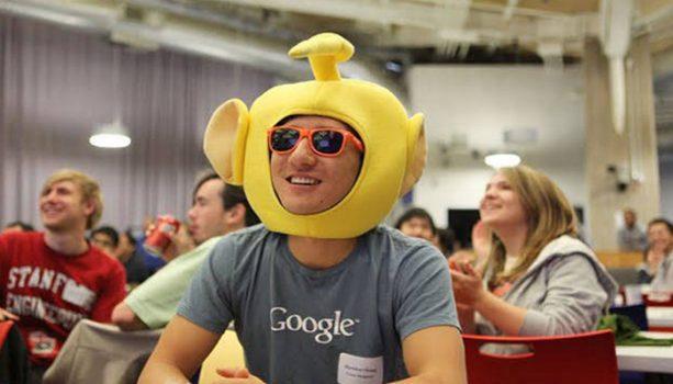 Bí Quyết Trở Thành Thực Tập Sinh Tại Google