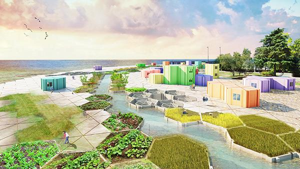 DHS Việt muốn đưa thiết kế đảo nhân tạo ra Hoàng Sa, Trường Sa