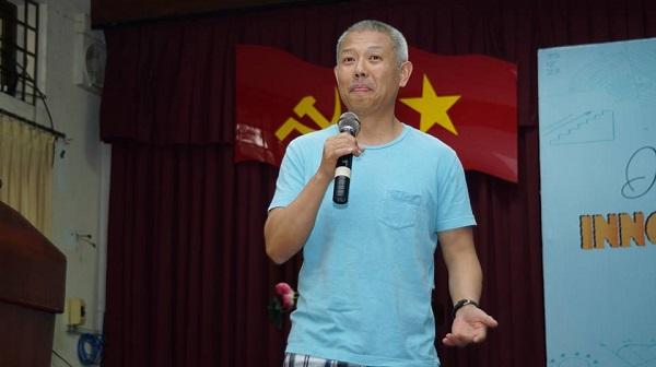 GS hóa học Mỹ chia sẻ lộ trình khởi nghiệp cho người trẻ Việt
