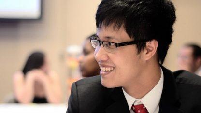 Tác giả bài viết Nguyễn Hoàng Khánh hiện đang là nghiên cứu sinh tiến sĩ ĐH Luật Harvard.