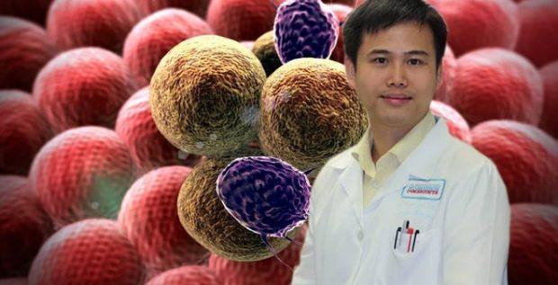 11 bí quyết chặn ung thư của TS Việt 4 lần được vinh danh tại Mỹ