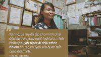 Những ngày qua, cô nữ sinh 19 tuổi này được hỏi rất nhiều về việc đã cố gắng ra sao với hoàn cảnh gia đình có nhiều khó khăn. Nhưng...
