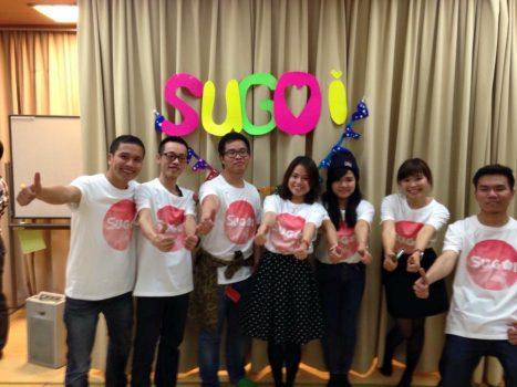 SUGOI – Mô hình ứng dụng học tiếng Nhật trực tuyến hiệu quả đã lọt vào chung kết Vietchallenge