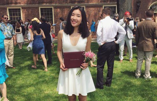 4 năm liên tiếp xếp hạng ưu, nữ sinh Việt được ĐH UPenn chào đón