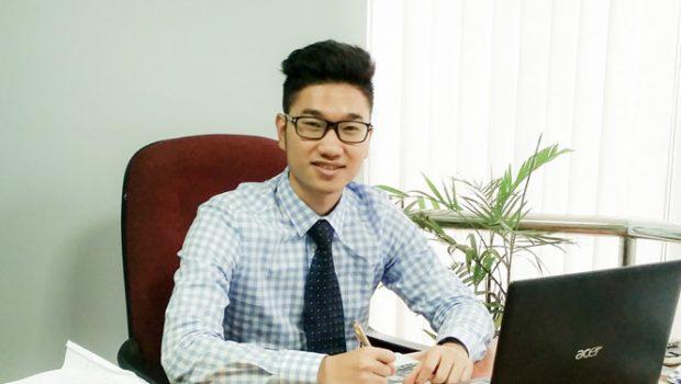 Chàng trai 9X mở công ty 'chăm sóc trọn gói' cho du học sinh