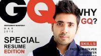 Bộ hồ sơ đẹp không khác gì cuốn tạp chí giúp chàng trai người Ấn Độ dễ dàng gây ấn tượng với tổng biên tập tờ GQ danh tiếng ở...