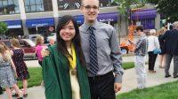 Du học Mỹ từ năm lớp 10, Nguyễn Võ Minh Trâm tốt nghiệp chương trình Nebraska High School với thành tích học tập đáng nể. Cô gái Việt đạt điểm...