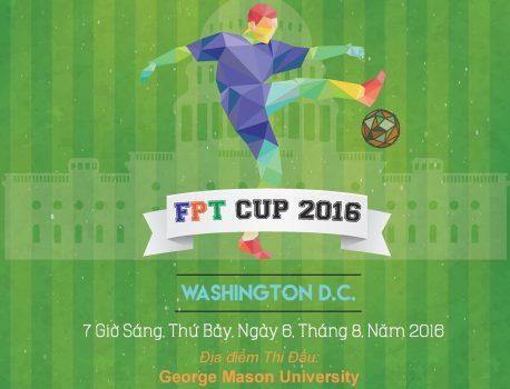 Giải Bóng đá Thanh niên Sinh viên Việt Nam tại Hoa Kỳ – FPT CUP 2016