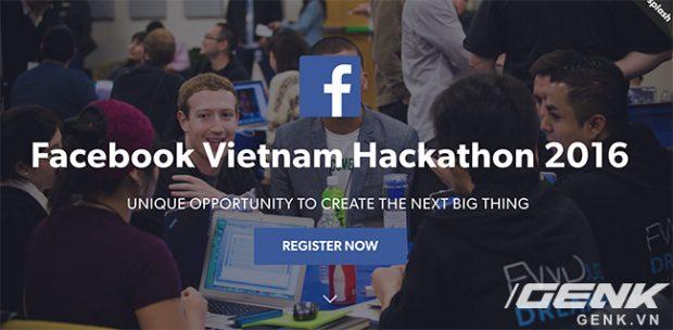 Cuộc Đua Facebook Hackathon Lần Đầu Tiên Tại Việt Nam