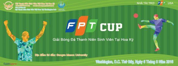 Công tác chuẩn bị Giải bóng đá TNSV Việt Nam tại Hoa Kỳ – FPT CUP 2016
