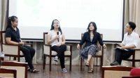 Sau khi nhận được học bổng toàn phần có giá trị rất lớn, cả ba nữ sinh lên đường sang Mỹ du học trong tháng 8 này. Đó là các...