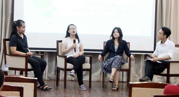 Sự bứt phá ngoạn mục của 3 cô gái