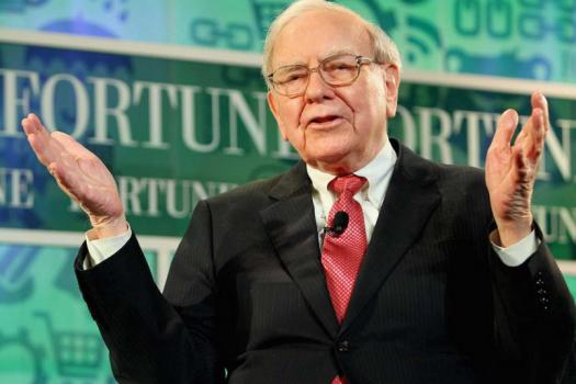 5 sách về tài chính được Warren Buffett khuyên đọc