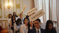 Không chỉ học sinh, sinh viên 3 miền đất Việt, đông đảo bạn trẻ quốc tế đã đáp chuyến bay đến Việt Nam để tham gia Hội thảo Mô phỏng...