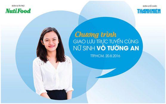 Giao lưu với nữ sinh Việt nhận thư trúng tuyển 12 trường ĐH của Mỹ