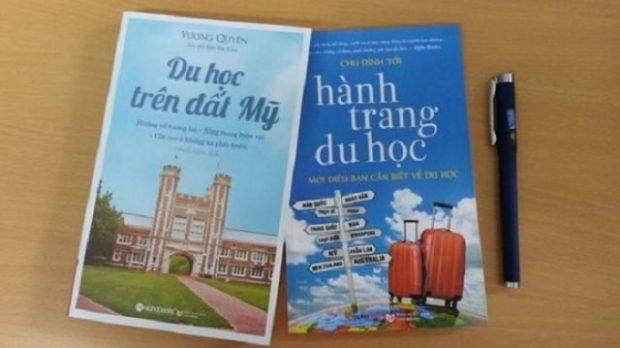 Những Cuốn Sách Thắp Lửa Ước Mơ Du Học