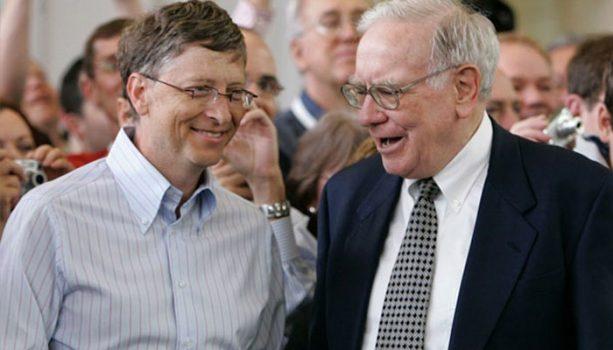 Tỷ Phú Bill Gates Và 25 Năm Làm Bạn Với Warren Buffett