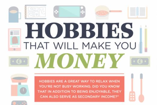 Những sở thích có thể giúp bạn kiếm thêm thu nhập