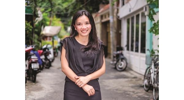 Forbes vinh danh ứng dụng học tiếng Anh của cô gái người Việt