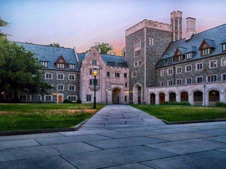Tại sao Princeton được xếp hạng nhất?