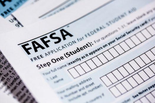 Mẫu đơn trợ cấp tài chính học đại học cho năm 2016-2017 chính thức được công bố