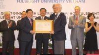 Đại học Fulbright Việt Nam là cơ sở giáo dục đại học độc lập, không vì lợi nhuận đầu tiên của Việt Nam. Vào tháng Năm năm 2016, FUV đã...