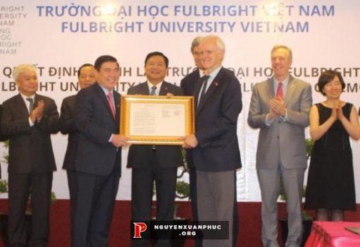 Trường đại học Fulbright Việt Nam tuyển dụng Trợ lý điều hành (Executive Assitant)