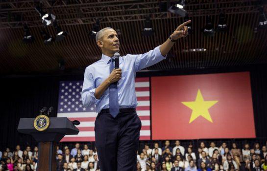 """Dược sĩ 9X Việt được Tổng thống Obama khen ngợi giữa """"bàn dân thiên hạ"""""""