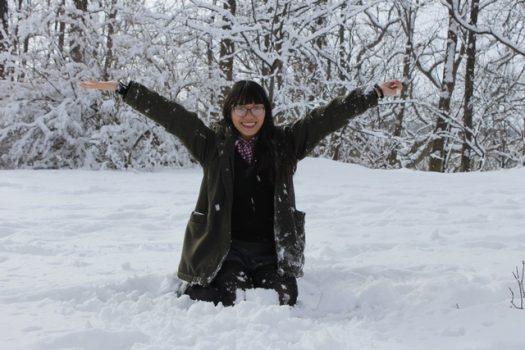 Du học sinh Đoàn Khuê Anh Trang: Nước Mỹ buộc tôi phải trưởng thành!