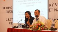 Theo Open Doors, hiện có 18.722 sinh viên Việt Nam đang học tập tại Hoa Kỳ, trong khi chỉ có khoảng 1.000 sinh viên Hoa Kỳ đang học tập tại...